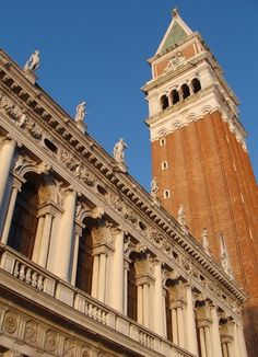 St Mark's National Library building and Campanile