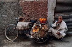 The World's Ride | Steve McCurry