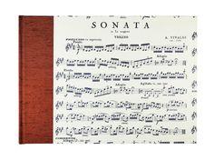 Composer/musician/pianist Decorative Music Composition Book w/staff paper…
