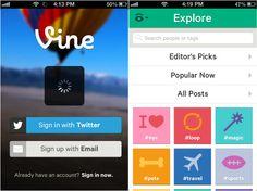VINE | Video-Sharing App |