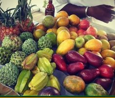 Fresh fruit is commonly consumed in Jamaica. Fresh tropical fruit grows vastly across the land and is easy to grow because of the constant hot climate. Many people and families will buy fresh fruit from the market because there is always plenty of good selection and it is not too expensive. Popular fruits eaten in Jamaica are sweet mango´s, star fruit, pineapple, and jack fruit.