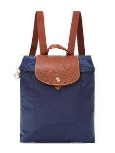 Le Pliage Nylon Backpack by Longchamp at Gilt