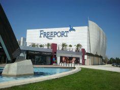 Freeport em Alcochete, Setúbal