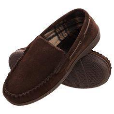 69348699b18d86 Heat Edge Mens Memory Foam Suede Slip On Indoor Outdoor Venetian Moccasin  Slipper Shoe Review Jersey · JerseyMoccasinsIndoor ...