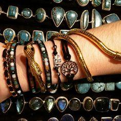 Bangles, Bracelets, Black, Jewelry, Fashion, Moda, Black People, Jewels, Fashion Styles
