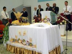 """ARTESANATOS&CIA: KIT TOALHA DE SANTA CEIA"""" MÃOS DE JESUS"""" 5 PEÇAS ..."""