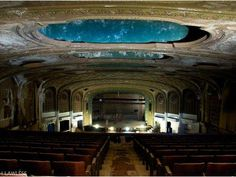 Check out photos of Cleveland's formerly-abandoned Variety Theater: http://ow.ly/KV7jt (https://twitter.com/seph_lawless)