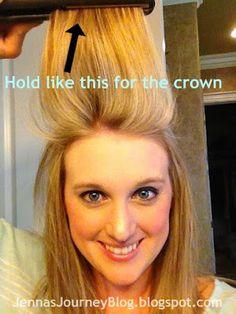 Jenna's Journey: 10 Steps to Big, Beautiful Hair