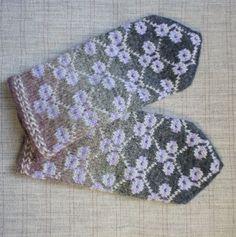 Алиса Сонипак / Alisa Sonipak's mittens
