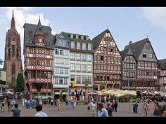 A tour of Frankfurt, Germany - YouTube