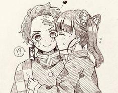 ᴀ ᴠᴇᴄᴇs ᴇɴᴄᴜᴇɴᴛʀᴏ ɪᴍáɢᴇɴᴇs ᴛᴀɴ ʜᴇʀᴍᴏsᴀs, ǫᴜᴇ sɪᴍᴘʟᴇᴍᴇɴᴛᴇ ᴅᴇsᴇᴏ ᴄᴏᴍᴘᴀ… # De Todo # amreading # books # wattpad Manga Anime, Anime Couples Manga, Otaku Anime, Anime Art, Manga Couple, Demon Slayer, Slayer Anime, Anime Angel, Anime Demon