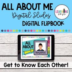 Get To Know You Activities, All About Me Activities, First Day Of School Activities, School Resources, Kindergarten Classroom Decor, Classroom Activities, In Kindergarten, Learning Activities, Beginning Of The School Year