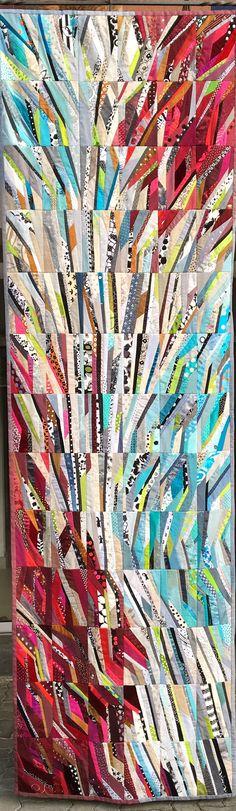 Quilt by Ursula Kern - https://www.pinterest.com/ursulakern/ursula-kern/