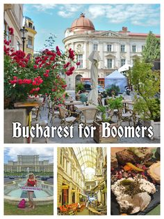 Romania's capital is part old world charm, part cosmopolitan chic.