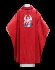 Chasuble 20-2115 V Red