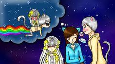 Nyan and SmallWave