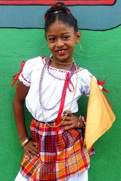 Online Contest - Children from around the world - Fine Art America St. Lucia