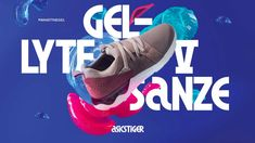 Introducing the past, present and future of ASICSTIGER™ – the GEL-LYTE® V Sanze .To mark 100 years since the birth of ASICS founder Kihachiro Onitsuka, we've dropped the shoe that forges a path to the future of ASICSTIGER™.