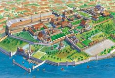 great palace of constantinople - Google Search