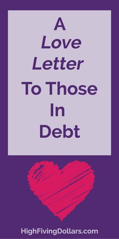 WOW. Sarah has written such a great thing for us in debt. So motivating, definitely check it out!