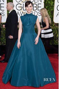 Felicity Rose Jones in Christian Dior