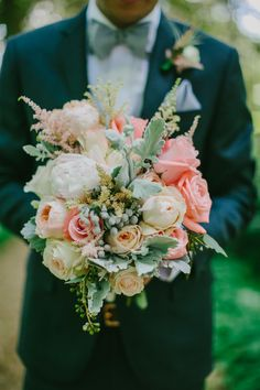 Floral Design: Orchid 'N Blooms | Photography: Emily Delamater