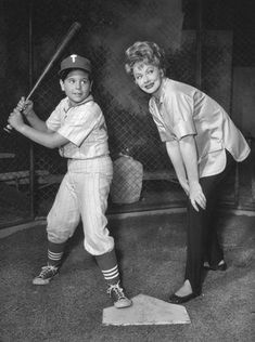 Lucy and her son Desi Jr., I cant wait to have a picture like this!!!