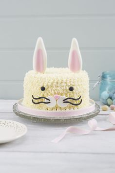 Follow this simple guide to transform your favourite sponge into an Easter treat that's almost too cute to eat!