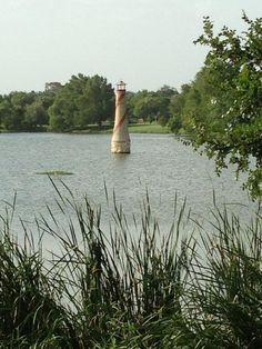 Woodlawn Lake Park - Woodlawn Lake - San Antonio, TX