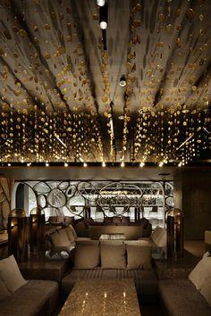 THE WHOLEDESIGN | Atsuhiko Sugiyama Chandelier, Ceiling Lights, Bar, Lighting, Home Decor, Candelabra, Decoration Home, Room Decor, Chandeliers