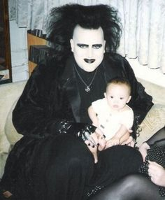 do you think it's alright to leave the boy with uncle gothy?