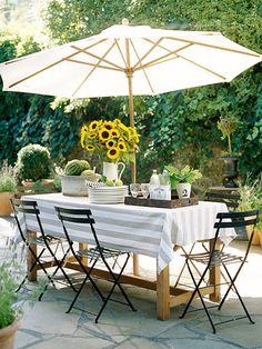 15 Inspiring Outdoor Spaces