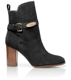 d25a7378426 Robynne Suede Bootie