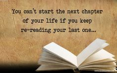 The next chapter of your life