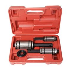 New 3 PC MUFFLER TAIL AND EXHAUST PIPE EXPANDER 1 18 to 3 12 TOOL SET wCase -- Check out this great product.