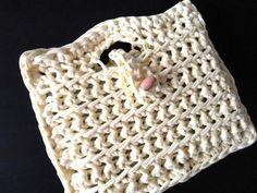 Crochet sólo con paso a paso o video (pág. 694) | Aprender manualidades es facilisimo.com