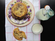 egg free hazelnut +chocolate cookies http://hollyspantry.blogspot.ie/