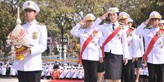 Constitution Day  -  #Thailand (December 10th)