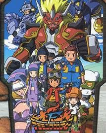 Digimon Frontier - Episódios