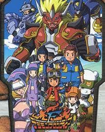Digimon Frontier - Episódios