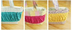 cutey new totes from Gussy Sews!