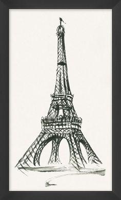 City Icon Framed Prints