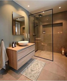 How to easily create the perfect #bathroom with these key four design principles and ideas