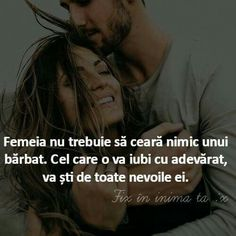 Cel care o va iubi va sti nevoile ei@ Relationship Quotes, Life Quotes, Mixed Emotions, Drama, Wise Words, Best Quotes, Inspirational Quotes, Messages, Thoughts
