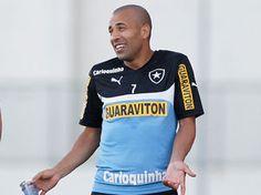 BotafogoDePrimeira: Sheik e Airton treinam e devem enfrentar o São Pau...