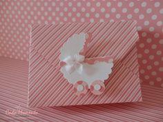 Convite Chá de bebê ou lembrança maternidade