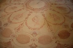 Pittura di scena con Rinaldo Rinaldi: Realizzazione soffitto