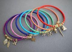 Easy DIY bracelets