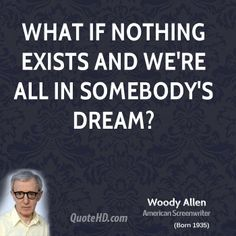 Woody Allen Quotes #life #quotes