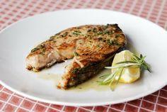 На пикник: семга-гриль в кисло-сладком соусе (фото) | Основные блюда | Рецепты
